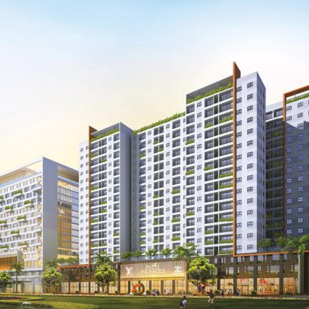 Căn hộ 170 CT2, VCN Phước Hải