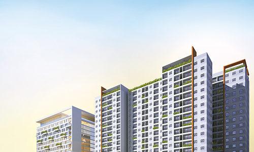 Căn hộ T01 CT2, VCN Phước Hải