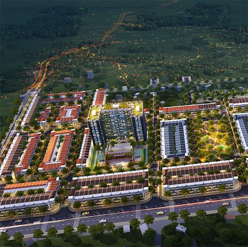 Khu đô thị VCN Phước Long 2